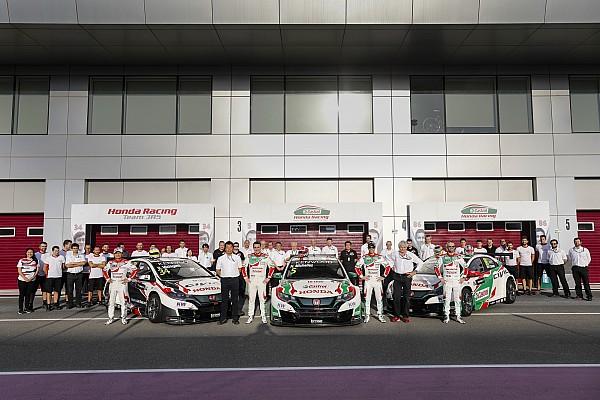 Honda e Michelisz, resa con onore: