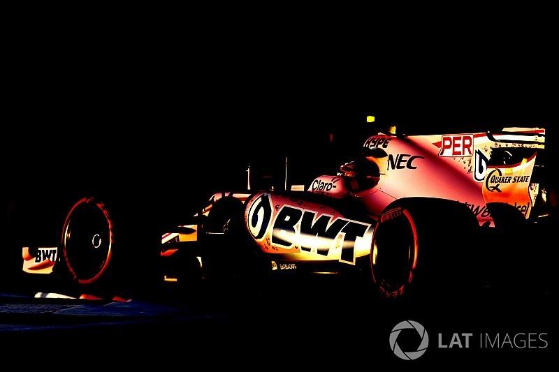 В Force India назвали McLaren и Renault своей главной угрозой