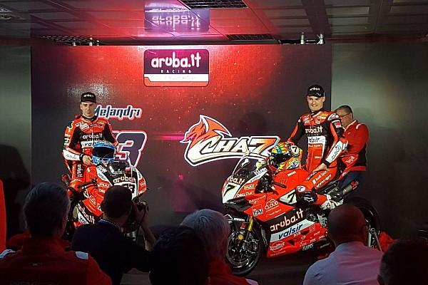 WSBK Важливі новини У Ducati показали мотоцикл для нового сезону Супербайка
