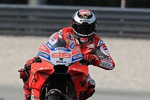 MotoGP Інтерв'ю Спортивний директор Ducati: Аеродинаміка надає перевагу