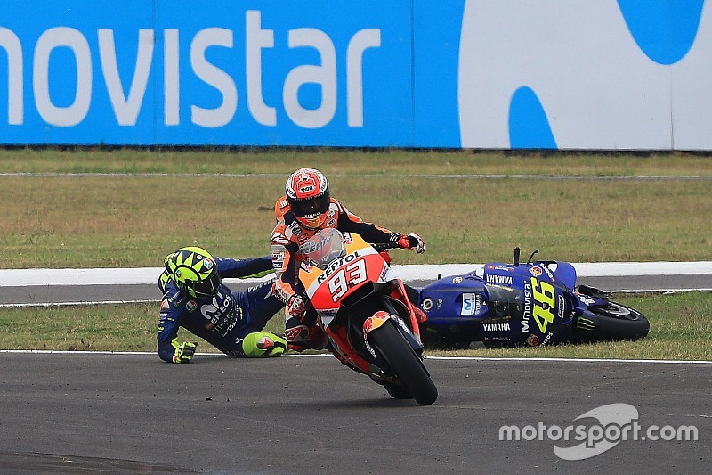 Top Stories of 2018, #12: Rossi and Marquez reopen old wounds