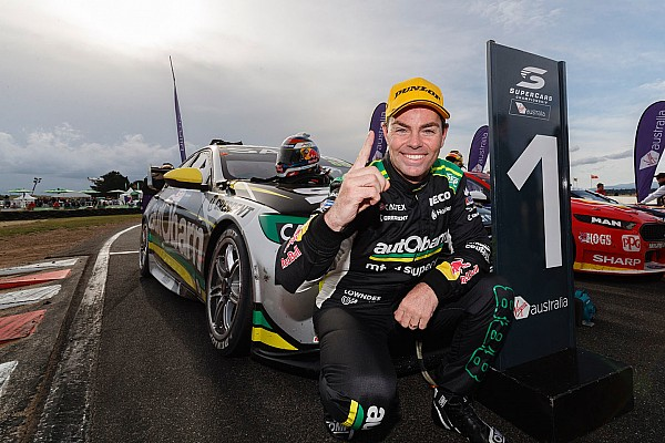 Supercars Breaking news Lowndes to begin overseas GT talks next month
