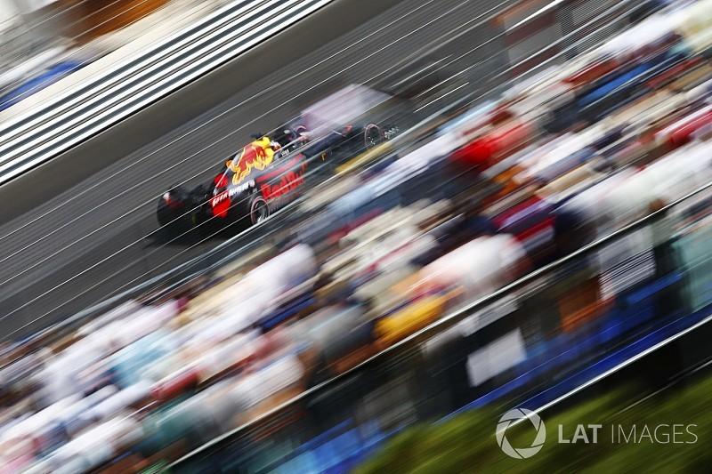 Starting grid GP Monako 2018