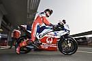 Petrucci se joint aux essais des pilotes essayeurs à Jerez