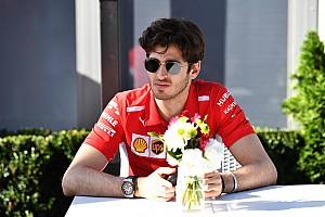 Le Mans Noticias Ferrari confirma a Giovinazzi y Derani para Le Mans