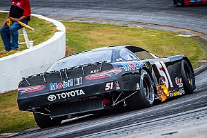 Lessard forced into a disappointing retirement at Snowball Derby