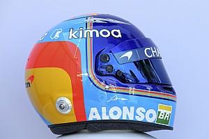 In beeld: De helmen van de 20 F1-rijders in 2018