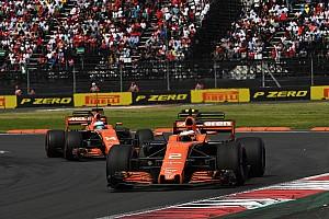 Формула 1 Новость Эффективность обновлений стала сюрпризом для McLaren