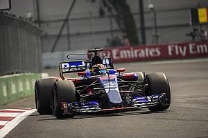Forma-1 Motorsport.com hírek Nagyot álmodna 2018-ra a Toro Rosso