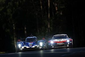 24 heures du Mans Résumé de qualifications La deuxième séance écourtée par un drapeau rouge
