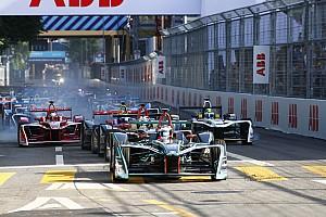Formula E Breaking news Sanya joins season five Formula E calendar