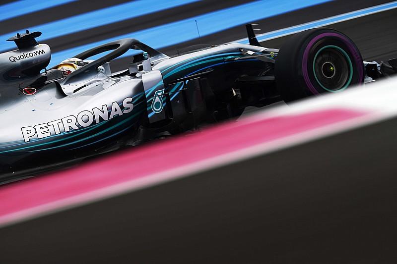 Hamilton re di Francia, Vettel centra Bottas al via e finisce quinto. Kimi a podio