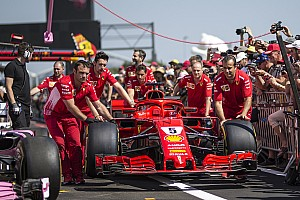 Formula 1 Breaking news Ferrari gets curfew 'joker' back at French GP