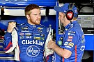 Could Chris Buescher be Chevrolet's best hope at Kansas?