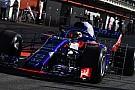 Formula 1 Gelael di Toro Rosso, Tost: