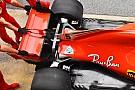 Ferrari: nuovo bracket sulla sospensione posteriore della SF71H