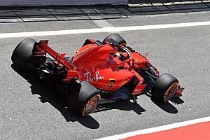 Formula 1 Breaking news Vettel: Ferrari would've been