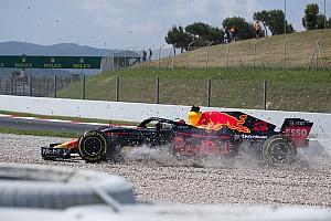 Формула 1 Самое интересное Гран При Испании: лучшие фото пятницы