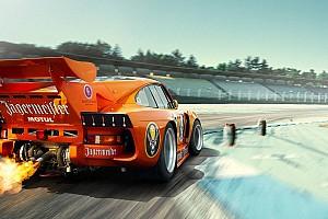 Auto Actualités Vidéo - La Porsche 935 Turbo K3, une cracheuse de feu