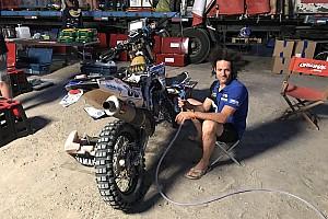 Dakar Artículo especial El vlog de Julián Merino (II): el disfrute entre dunas y un amargo sabor