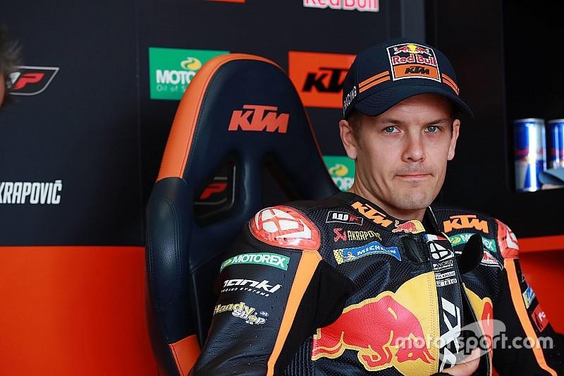 KTM pertahankan Kallio sebagai pembalap tes