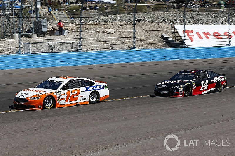 "Ryan Blaney: Penske ""on the brink"" of matching SHR"