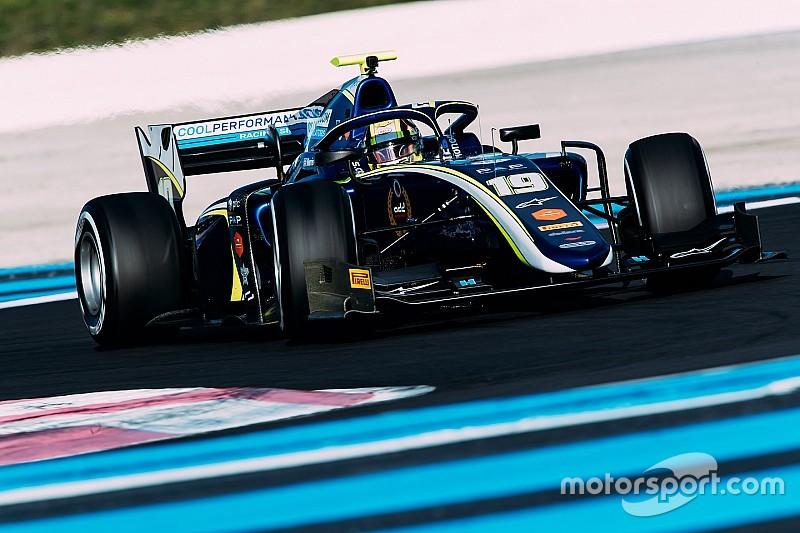 Formel 2 2018: Norris dominiert bei Testfahrten in Le Castellet