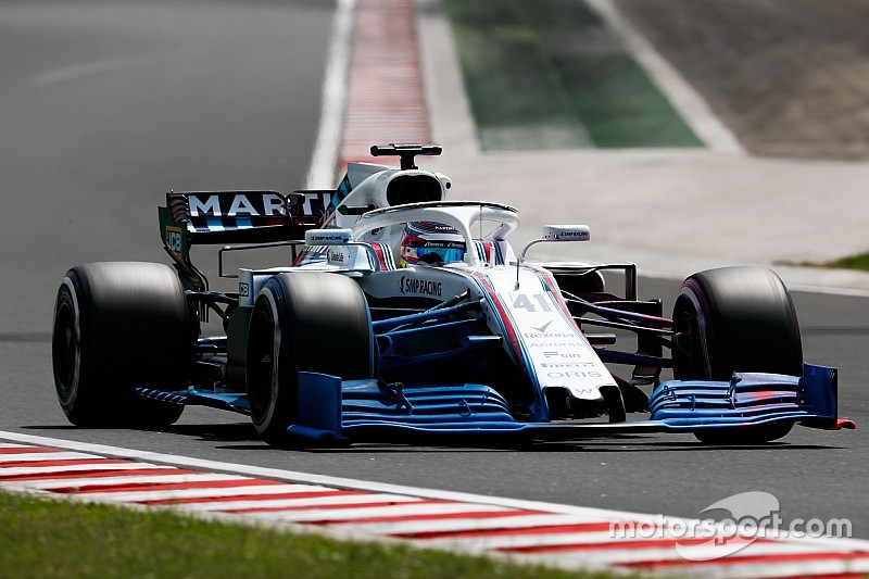 F1 teams forbidden from using '19 wings in year-end test