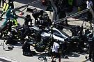 Mercedes: pit stop record nell'undercut di Bottas in Cina
