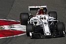 Alfa Romeo Sauber: Leclerc attardato per un testacoda
