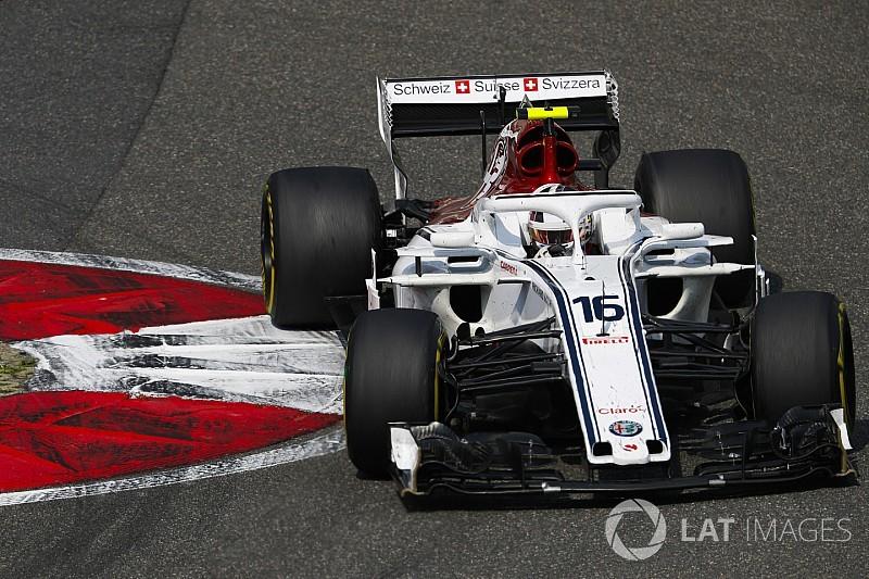 """Leclerc """"nagyon furcsának"""" tartja a megpördülését"""