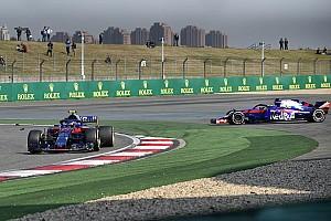 Fórmula 1 Noticias El choque entre los Toro Rosso fue a causa de una falta de comunicación