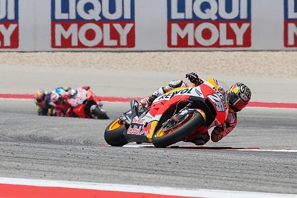 MotoGP 速報ニュース ペドロサ「レース前には考えられなかった結果」と7位完走に満足