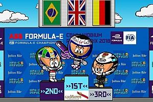 Fórmula E Noticias Vídeo: el ePrix de Roma 2018, por 'MinEDrivers'