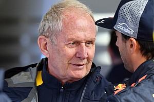 Formel 1 News Schon nach zwei Rennen: Red Bull plant Grid-Strafe fest ein