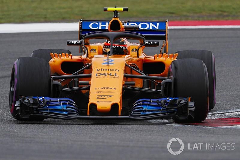 McLaren para cezası aldı