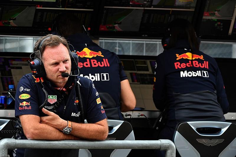 Horner snapt klagende Ricciardo niet: