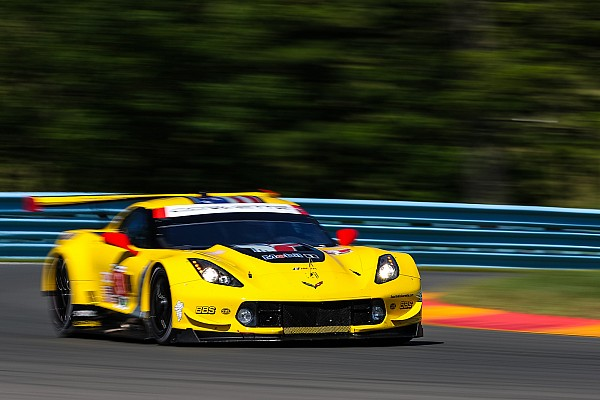 """""""We can't be depressed by second,"""" says Corvette's Garcia"""