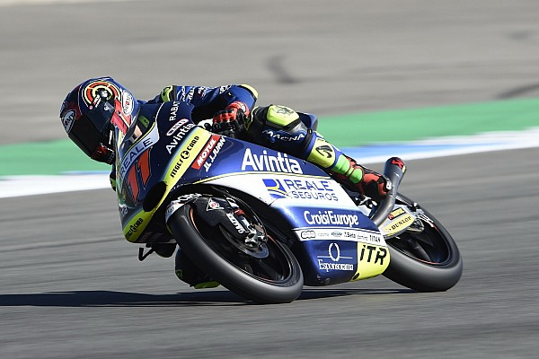 Moto3 Breaking news Loi parts ways with Avintia Moto3 squad