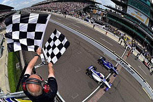 Indy Lights Race report Dean Stoneman wins Freedom 100 in photo finish