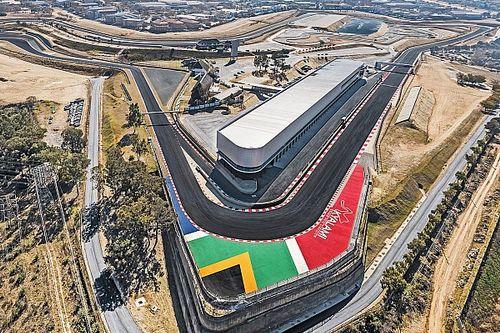 Formula 1, Güney Afrika Grand Prix'si için Kyalami pisti ile görüşüyor