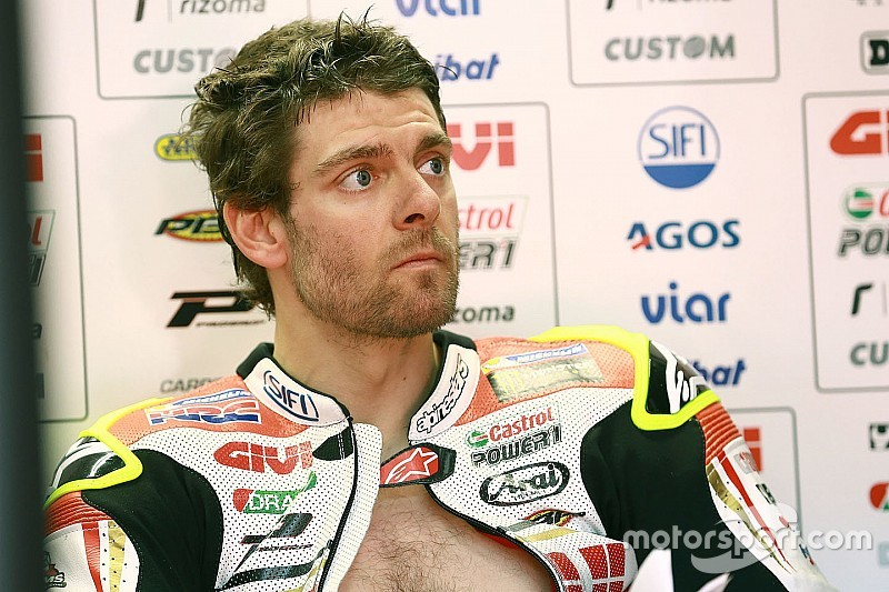 Crutchlow won't ask for more Honda support in 2017