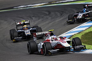 FIA F2 Qualifying report Hockenheim GP2: Sirotkin beats Gasly to pole by 0.016s