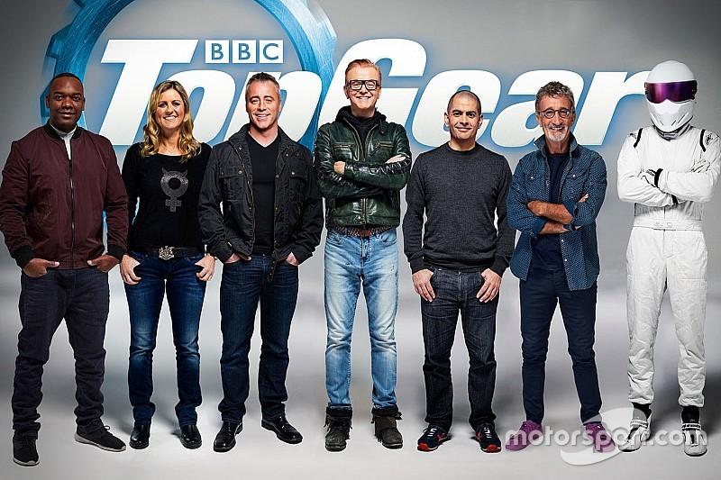 Top Gear gaat los: driftende Ford Mustang op Tower Bridge