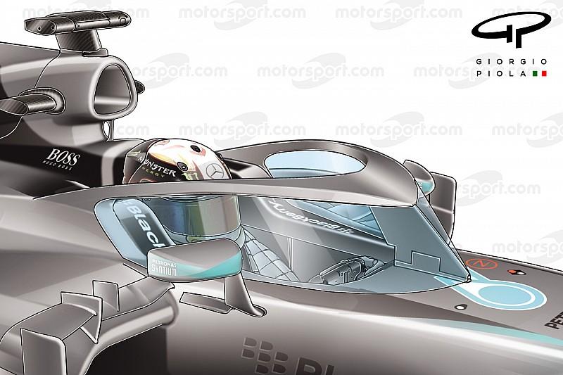 F1 considers adding canopy to u0027Halou0027 closed cockpit design & considers adding canopy to u0027Halou0027 closed cockpit design