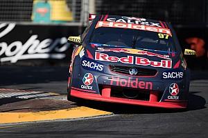Supercars Rennbericht Supercars in Adelaide: 2. Sieg für Titelverteidiger van Gisbergen