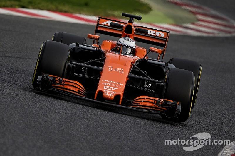 Fernando Alonso muss in der F1 2017 nicht mehr