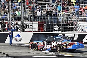 NASCAR XFINITY Reporte de la carrera Kyle Busch se lleva la victoria de NASCAR Xfinity en Atlanta
