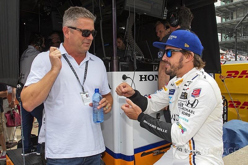 Де Ферран: Мені хотілося б ще попрацювати з Алонсо на Інді-500