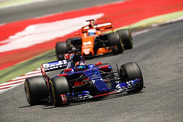 F1 Noticias de última hora Toro Rosso no llevará motor Honda en 2018